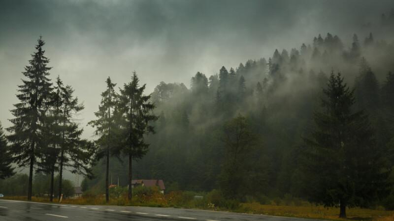 Vremea 12 noiembrie 2017. Temperaturi ridicate, ceață și ploi slabe în unele zone