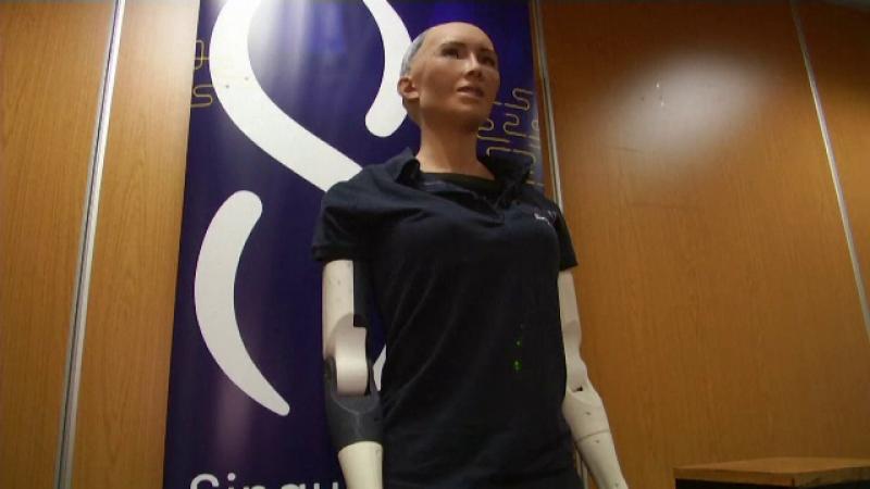 Robotul Sofia