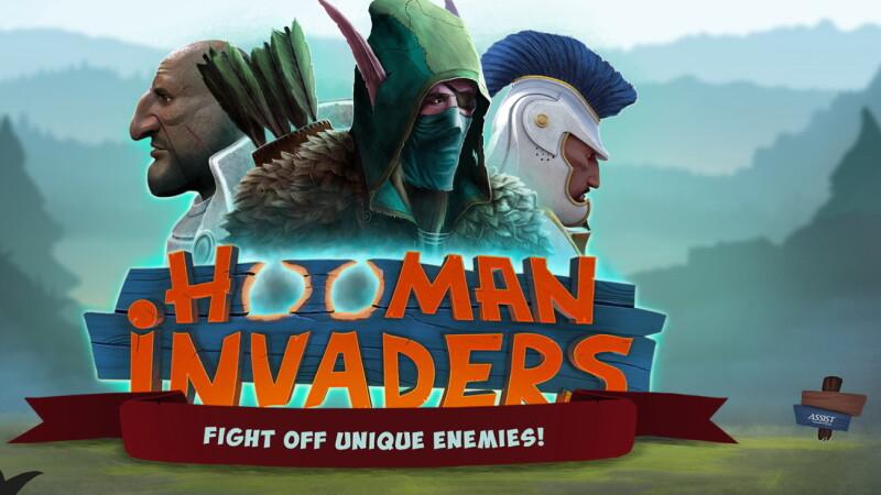 hooman invaders