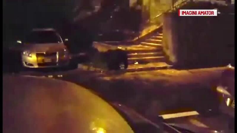 Un urs a forțat ușa Cabanei Postăvaru și a furat o pungă de zahăr și o cutie cu bomboane