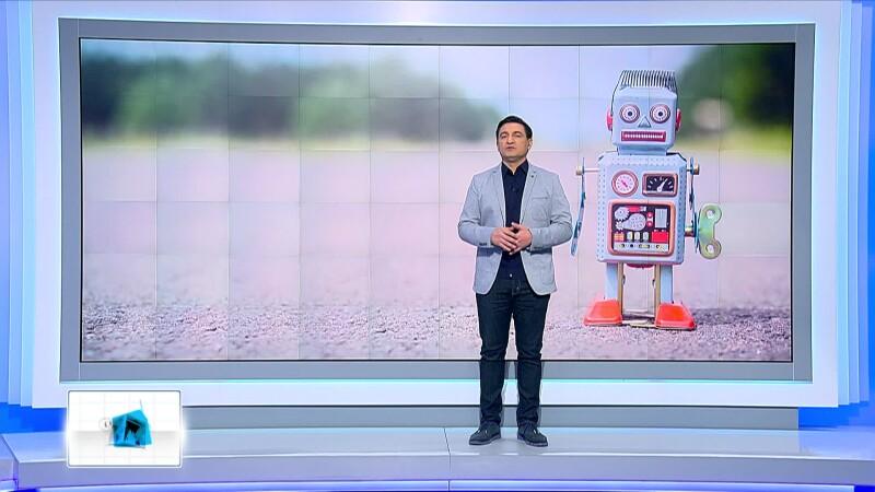 George Buhnici, robot