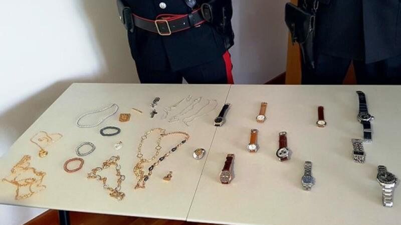 Româncă suspectată de cel puțin 100 de furturi, arestată în Italia. Detaliul care a dat-o de gol