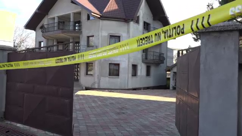 Patronul de club din Fălticeni a fost ucis cu peste 50 de lovituri de cuțit. Fiica de 17 ani, internată la Psihiatrie