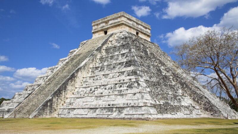 Descoperire impresionantă într-o piramidă mayașă. Cercetătorii sunt fascinați