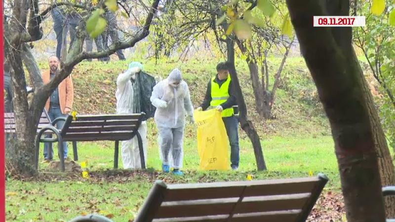Suspect crima in Oradea