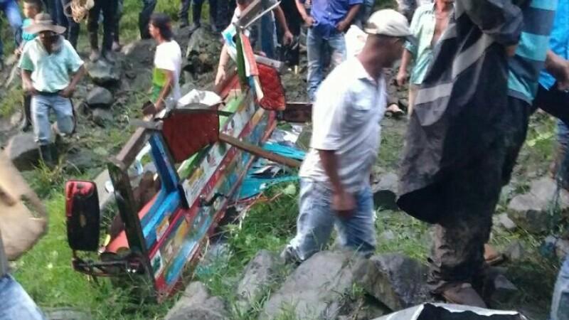 columbia accident