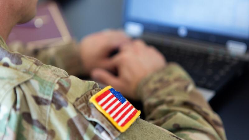 Soldat american