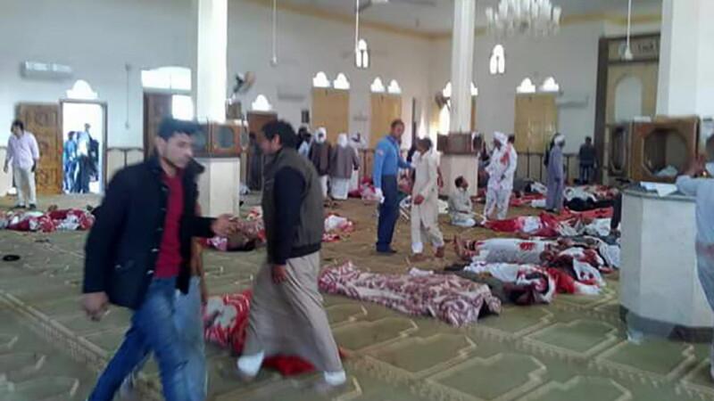 atentat moschee Egipt