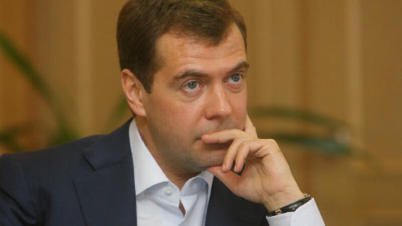 Presedintele rus si-a facut blog! Unul cam