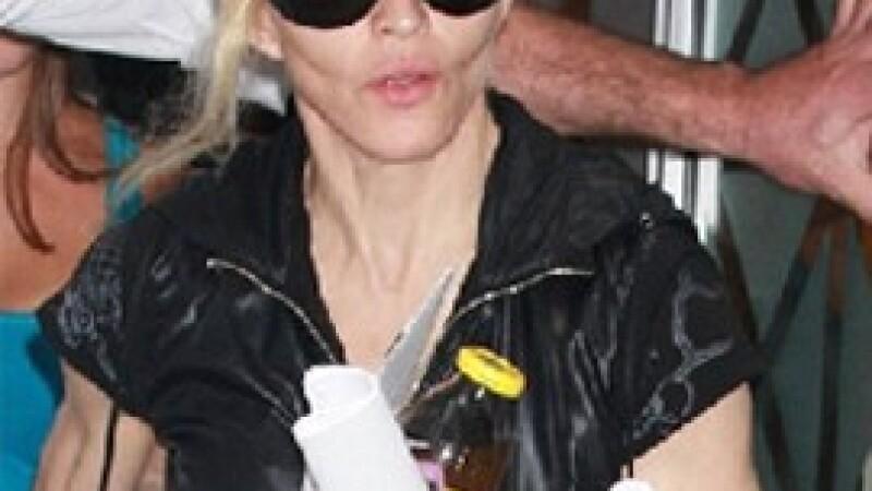 Madonna, de ce exagerezi cu fitnessul?