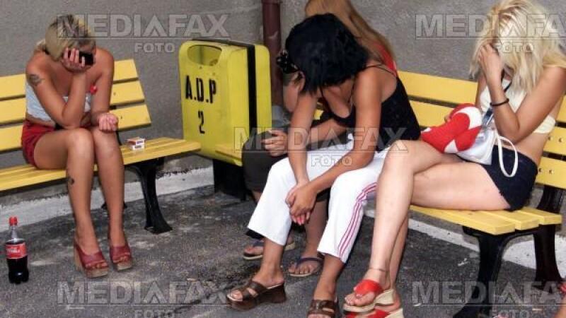 Traficanti de persoane si minori arestati la Baia Mare!