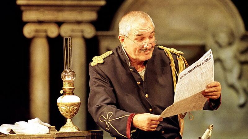 Gheorghe Dinica si replicile sale care au facut istorie!