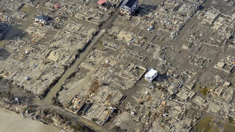 Planeta se inclina in fata unui fenomen. Cum arata Japonia la 6 luni de la tsunami