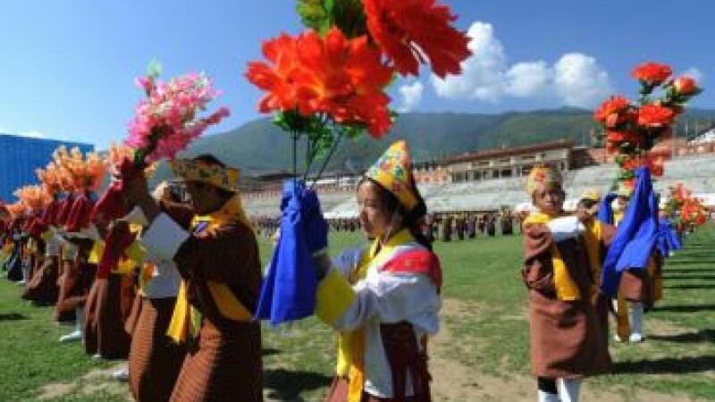 Un regat, cea mai fericita tara din Asia. 10 lucruri pe care nu le stiai despre Buthan