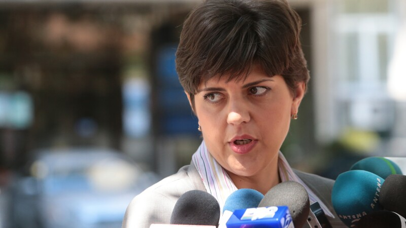Codruta Kovesi vrea la DNA structura de politie specializata in investigatii financiare