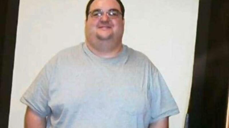 """""""Eram prea gras ca sa-mi indeplinesc visul vietii mele"""". Cum arata acum barbatul de 160 de kilograme"""