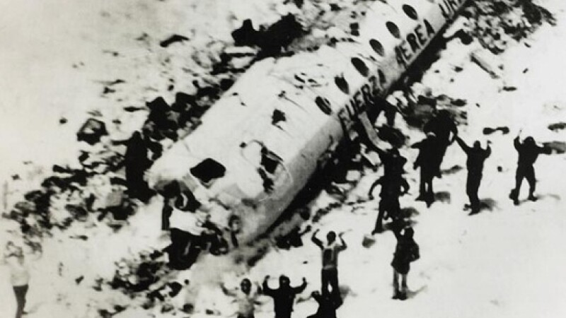 Marturia supravietuitorului unui accident aviatic.