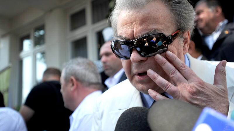 Vadim si Funar au fost la tribunal, din cauza sefiei PRM: