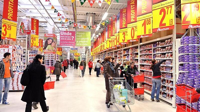 Program supermarketuri de Paste. Unde va puteti face cumparaturile in ultima zi, inainte de Inviere
