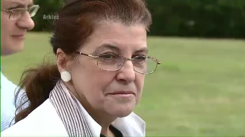 Anca Petrescu, arhitecta Palatului Parlamentului, a fost inmormantata la Sighisoara