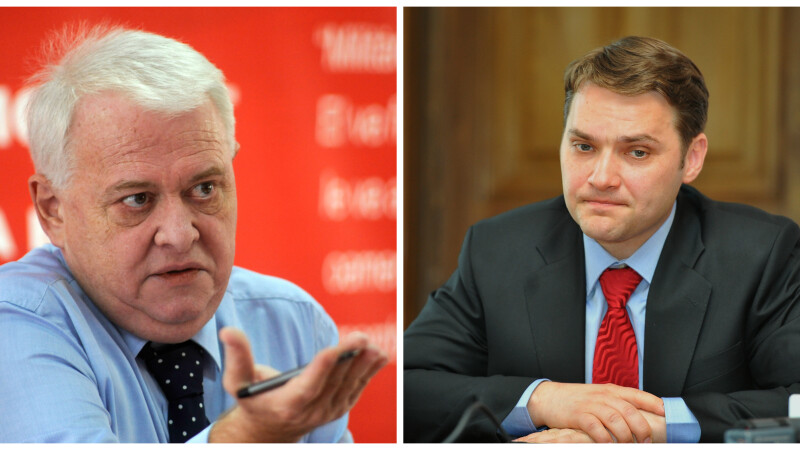 Surse: Dupa scandalul interceptarilor DNA, se cere EXCLUDEREA lui Hrebenciuc si Sova din PSD