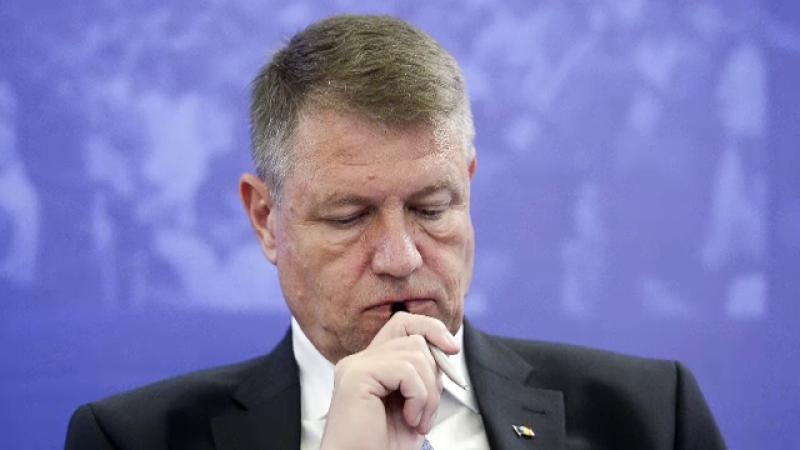 Klaus Iohannis, atac la adversar pe tema caselor: