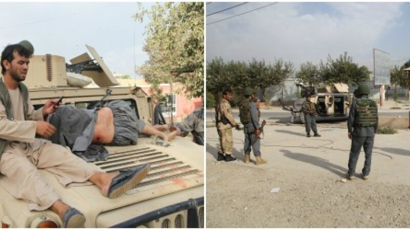 SUA vor plati indemnizatii dupa bombardarea spitalului din Kunduz.