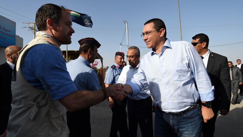 Romania se pregateste pentru primele familii de refugiati. Victor Ponta: