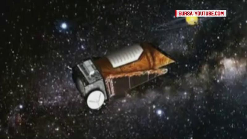 O descoperire spectaculoasa ar putea confirma existenta extraterestrilor. Obiectul misterios surprins cu telescopul Kepler