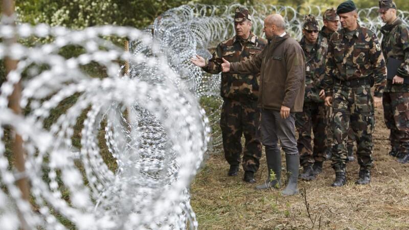 Ministru maghiar: frontiera dintre Romania si Ungaria ar putea fi inchisa. Acuzatii la adresa miliardarului George Soros