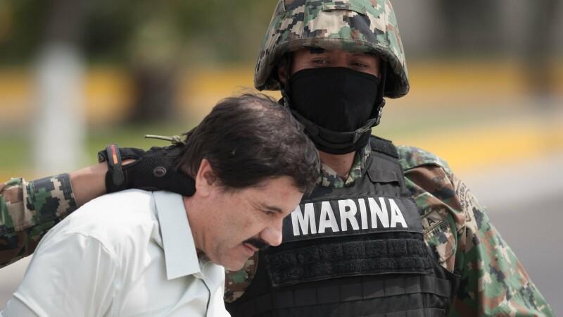 Baronul mexican al drogurilor