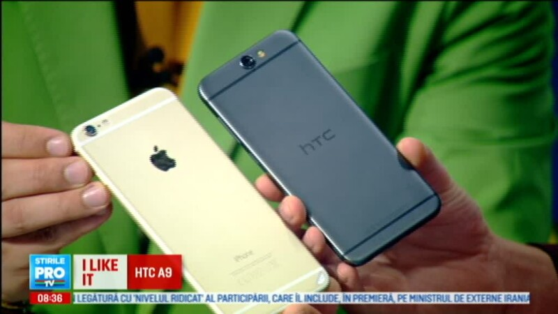 iLikeIT. HTC A9, telefonul Android care seamana enorm cu un iPhone, si Huawei Watch, primul ceas complet cu Android Wear