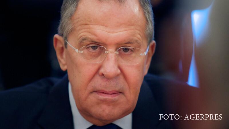 Ministrul de externe rus a folosit aceeasi expresie obscena ca Trump intr-un interviu la CNN.