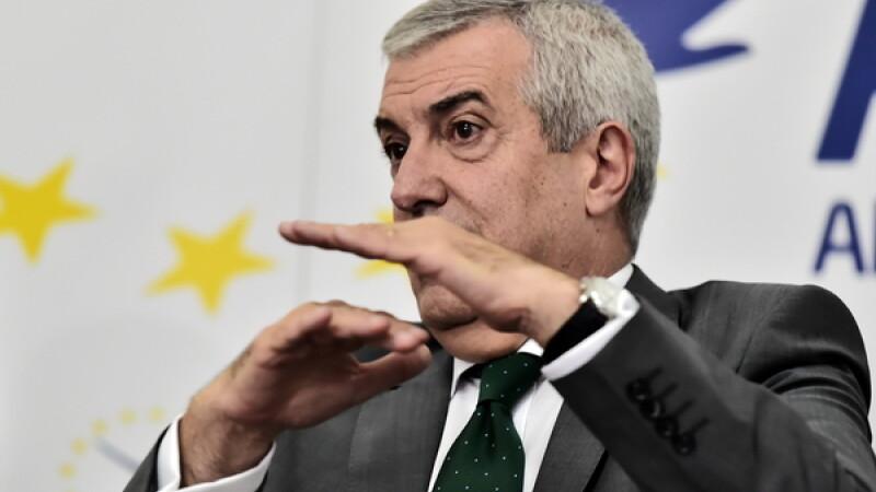Tariceanu, atac dur la adresa lui Iohannis dupa discurs.