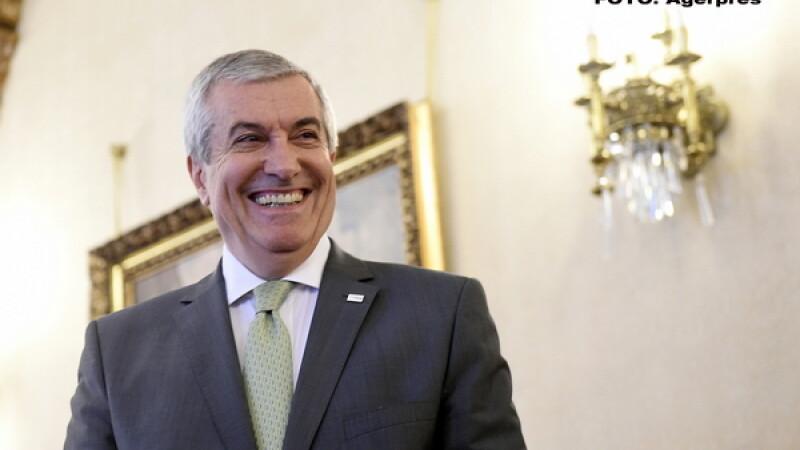 Calin Popescu Tariceanu ii da replica lui Klaus Iohannis: Presedintele sa sustina