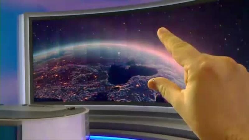 iLikeIT a adus in studio un astronaut, un dansator si cateva animale. Toate, in realitatea virtuala