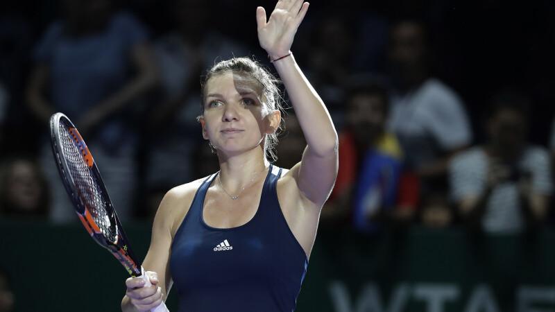 Simona Halep, eliminata in optimile de finala de la Shenzhen de locul 52 WTA