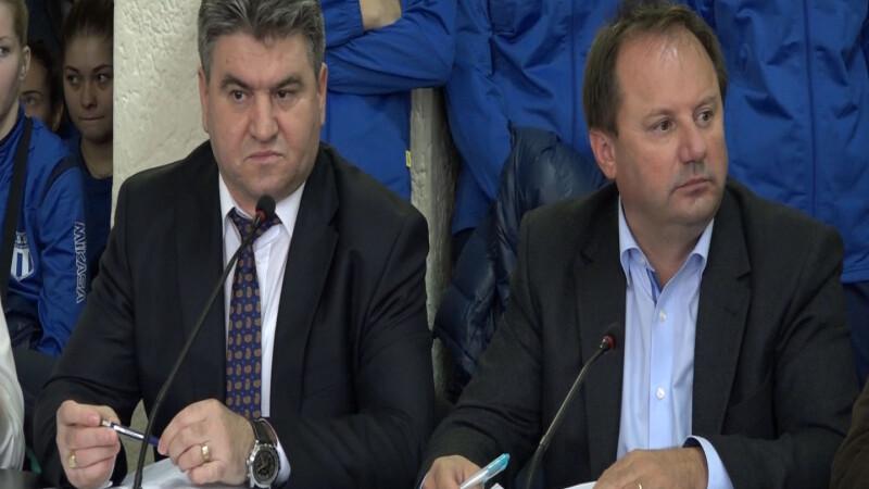 Sfarsitul lunii a adus schimbari in Consiliul Local al primariei din Targu Mures