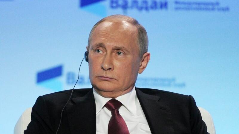 Serviciile de informatii americane: Putin a dat ordinul pentru atacurile informatice menite sa il ajute pe Trump in alegeri
