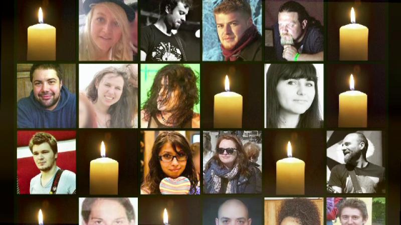 UN AN DE LA TRAGEDIA DIN COLECTIV. Portretele celor 64 de tineri care si-au pierdut viata in urma incendiului