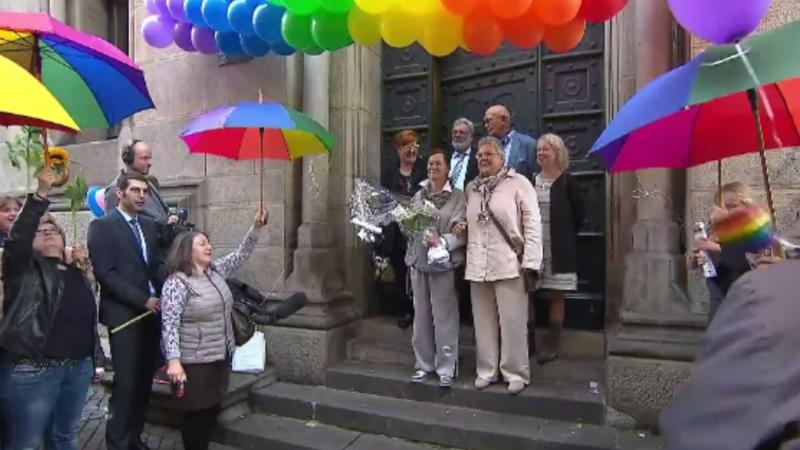 Primele căsătorii între persoane de același sex din Germania