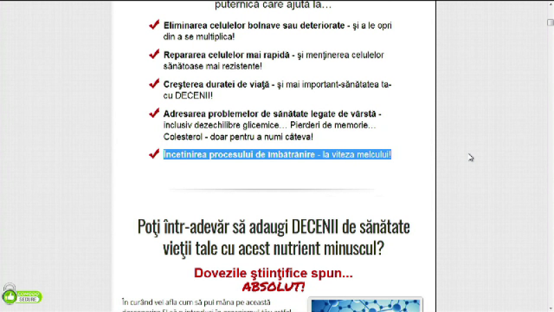 spam produse