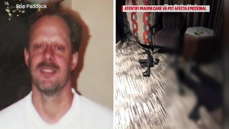 Percheziții FBI la casa atacatorului din Las Vegas