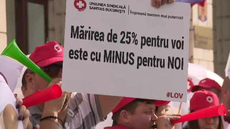 Proteste Sănătate
