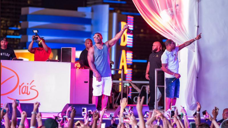 Rapperul Nelly, acuzat de viol