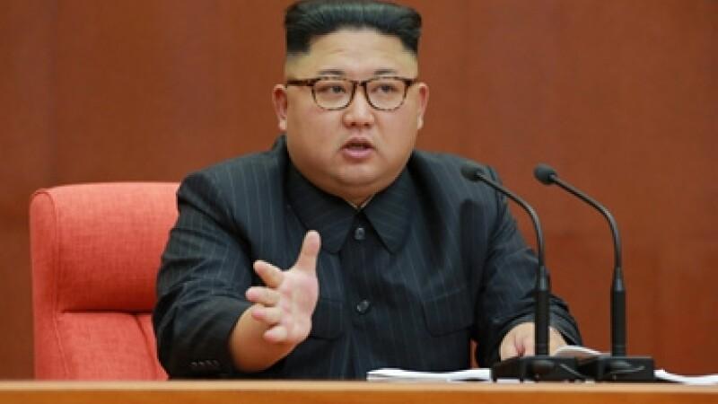 Oficialii britanici, instruiți să facă planuri în cazul unui război cu Coreea de Nord