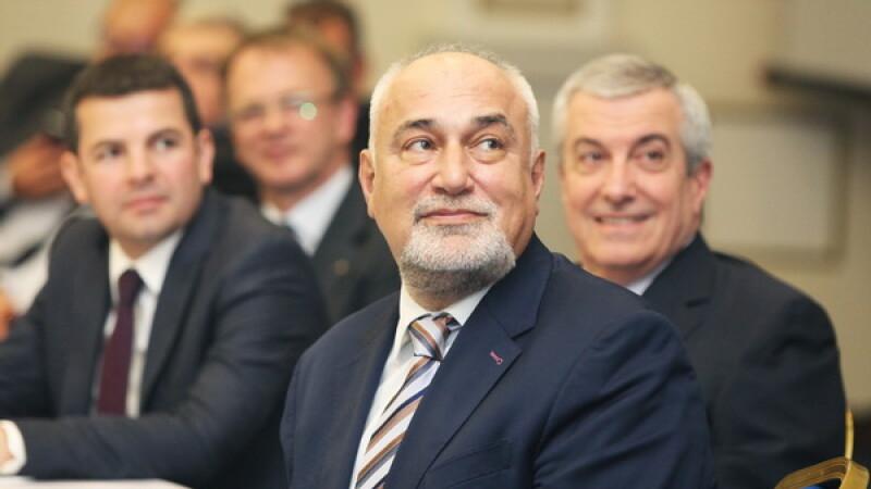 Vosganian: ALDE nu îşi retrage ministrul pentru Relaţia cu Parlamentul