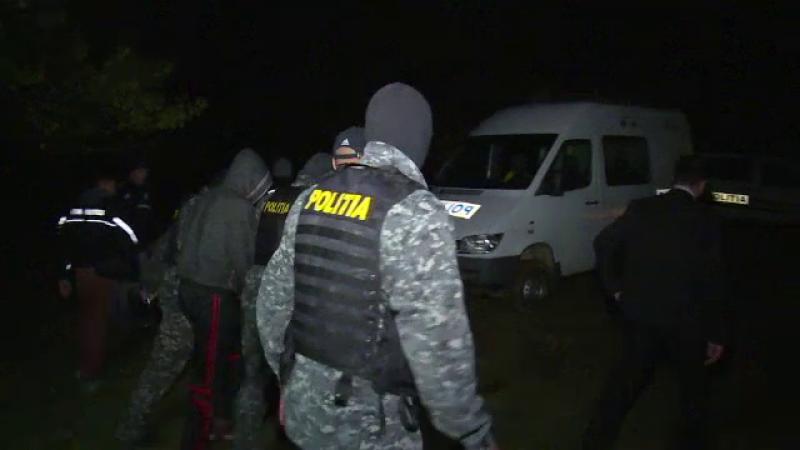 Tânărul, suspectat de uciderea bărbatului din Bistrița, prins de polițiști
