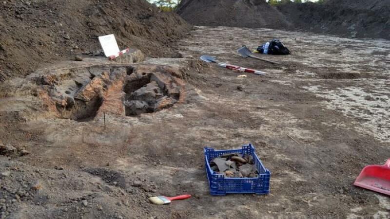 Descoperiri importante în Oradea: urme care arată că zona era locuită încă de acum 7.000 de ani