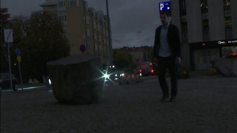 întuneric Suedia